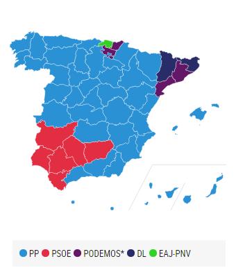 mappa spagna 21.12.2015